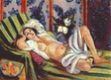 Henri Matisse [peintre] - Page 2 Odalis10