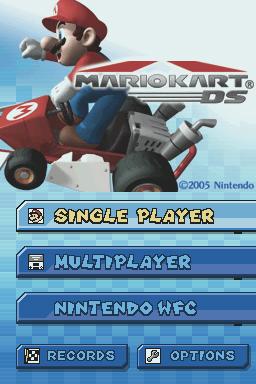Screens - Mario Kart DS [Nintendo DS] Main_m11