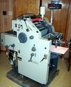 Printing press work