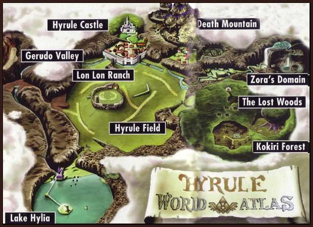 The Legend of Zelda: Different Time [Diskussion] Hyrule10