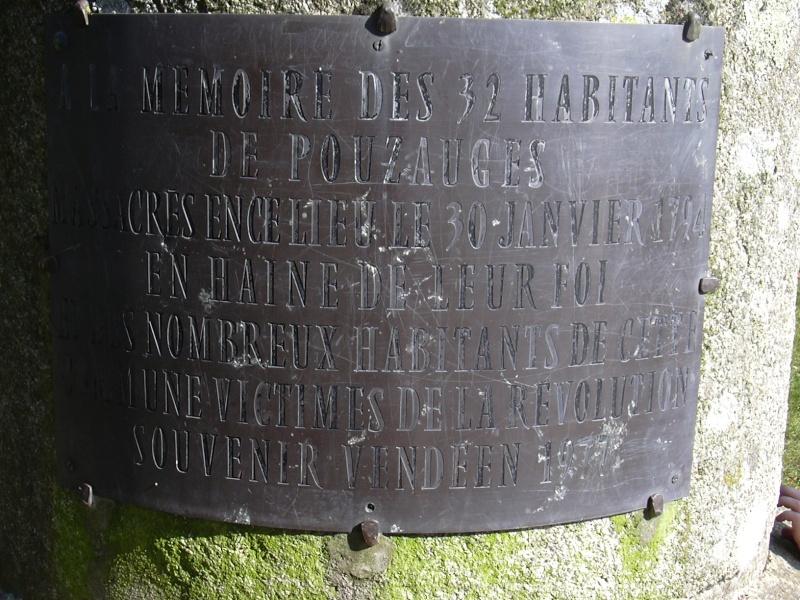 Hommage aux martyrs de la Vendée Croix_11