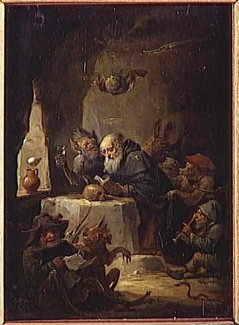 Saint Antoine (l'ermite) La_ten10