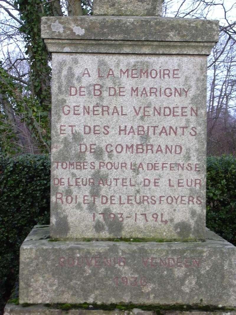 Hommage aux martyrs de la Vendée Monume11