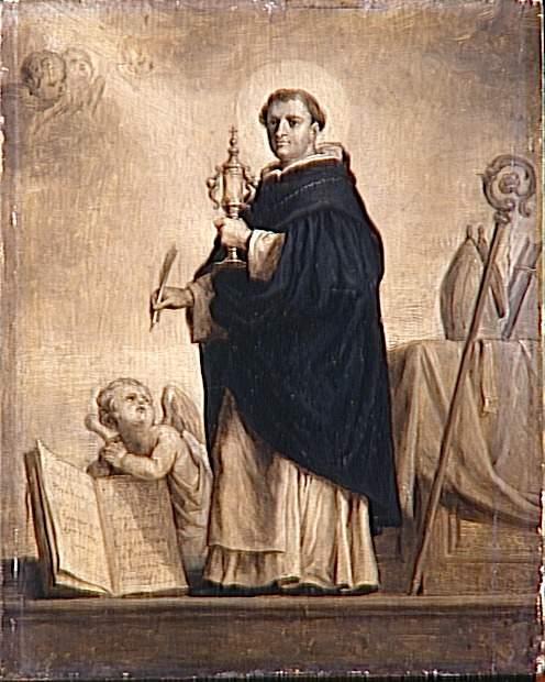 Saint Thomas d'Aquin Saint_20