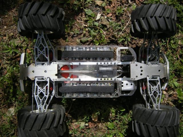 Mon monster electrique : BOMBMAXX Dscn1312