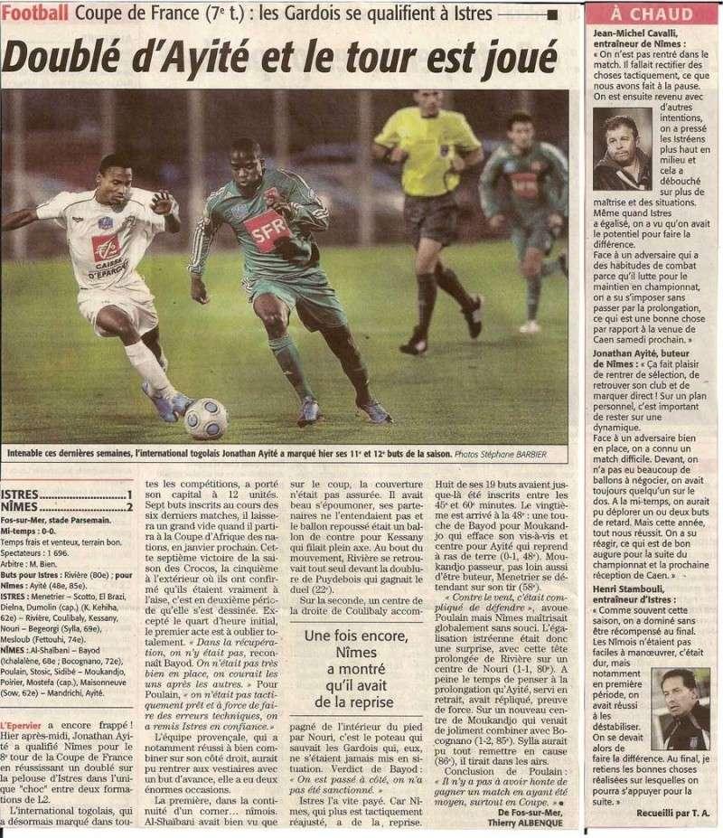 Coupe de France 2009/2010 130