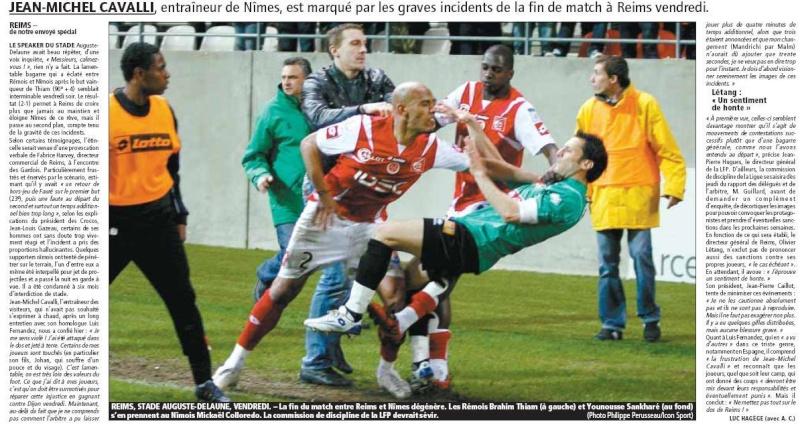 """Reims-Nîmes : le choc des """"derniers"""" 17af10"""