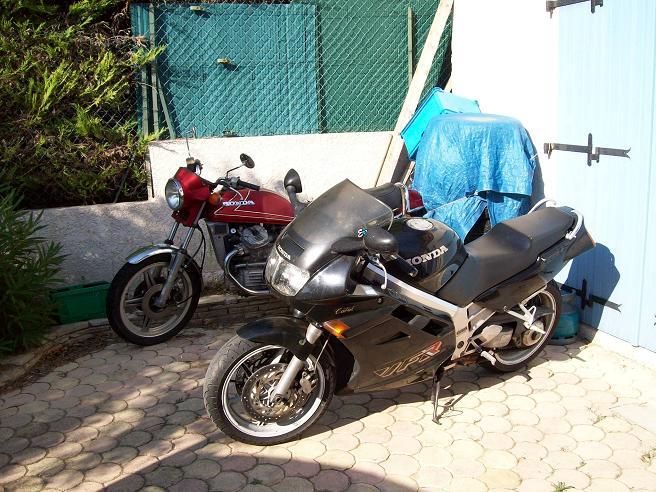 Que prendre comme nouvelle moto après une Deauville 650 ? Samedi10