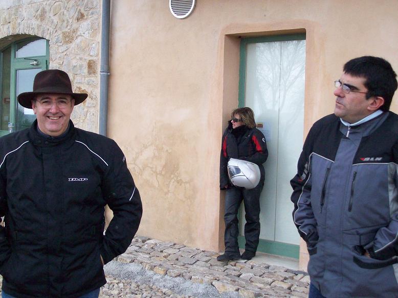 Balade des Cevennes du 28/02/09 Sortie14