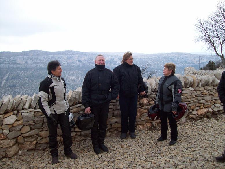 Balade des Cevennes du 28/02/09 Sortie15