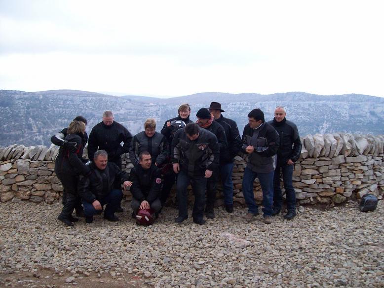 Balade des Cevennes du 28/02/09 Sortie18