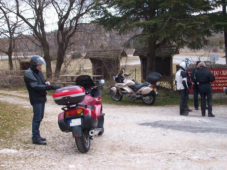 Balade des Cevennes du 28/02/09 Sortie33