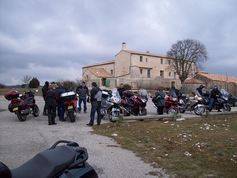 Balade des Cevennes du 28/02/09 Sortie43
