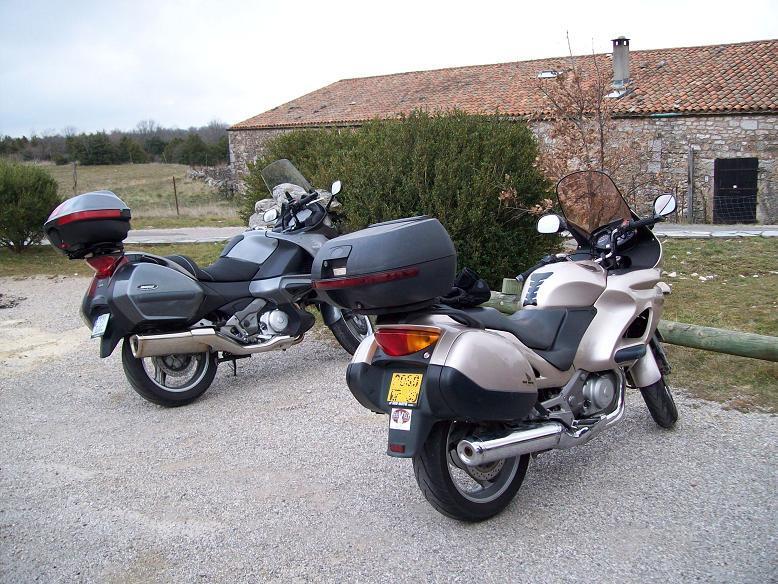Balade des Cevennes du 28/02/09 Sortie45