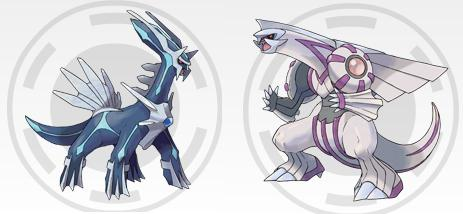 Sinnoh Legendaries Activity Dp10