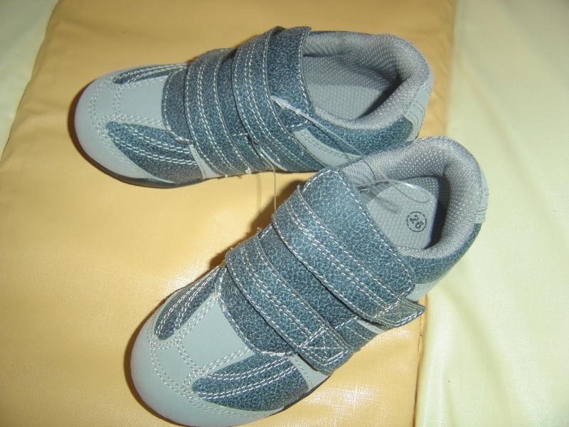 Chaussure garçon et Pull en 2 ans Dsc02511