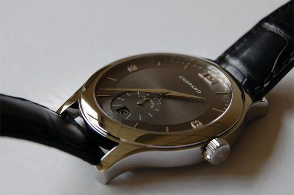 Feu de vos montres à fond anthracite Chopar12