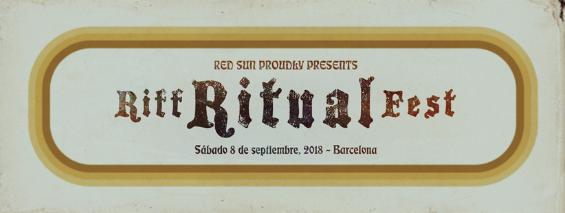 RIFF RITUAL FEST Vol.4 / 8 sept - Siena Root, Wedge, Yawning Man, Wet Cactus, Miss Lava (BCN) B10