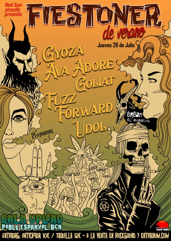 Stoner Rock desértico (o no) - Página 18 Fiesto10