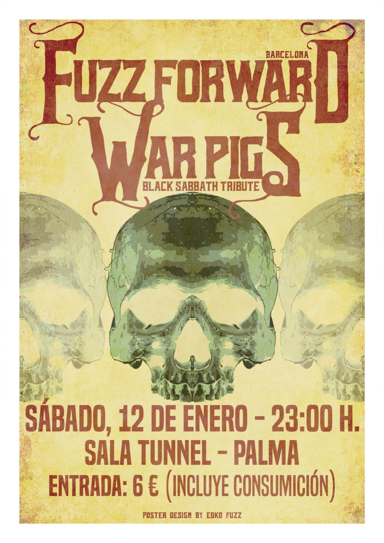 "Fuzz Forward ""Revolve""  nuevo ep!! - Página 4 Pster_10"