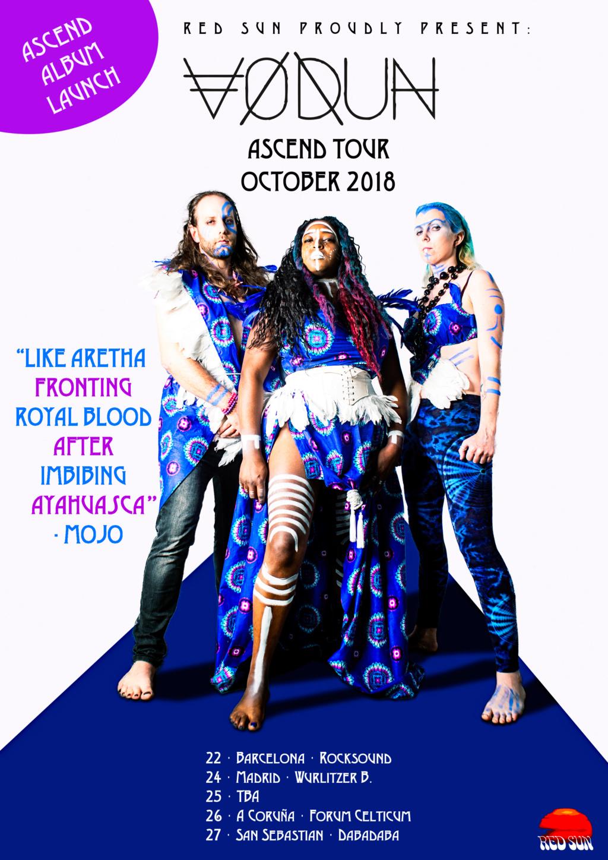 "VODUN, heavy afro-soul psych magic! Nuevo disco ""Ascend"" en septiembre - Página 3 Vodun_10"