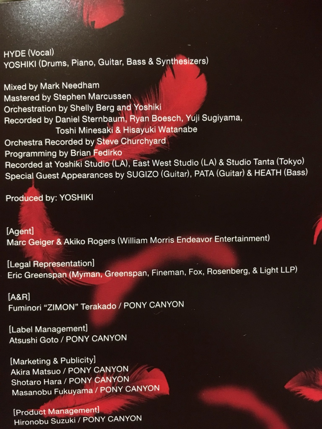 [Nouvelle Chanson] Red Swan (feat.Hyde) - SNK Season 3 Opening - Page 4 Img_2020
