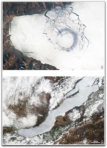 De mysterieux cercles de glace sur le lac-Baikal : Displa10