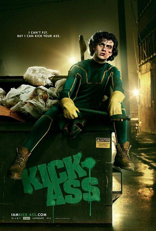 KICK-ASS ( Adaptaion comic book mark millar ) Origin15