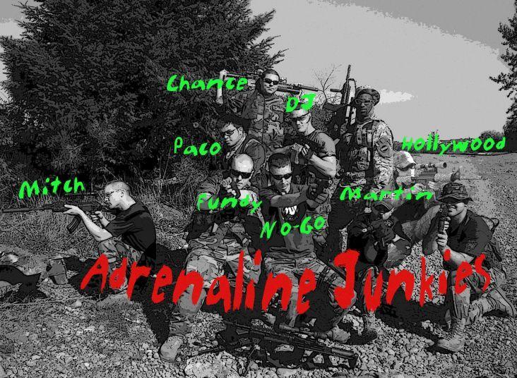 Adrenaline Junkies Airsoft