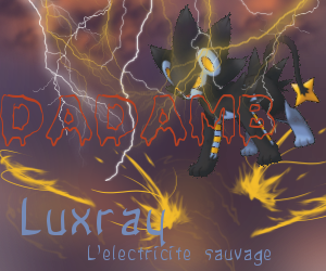 Attention Luxray10