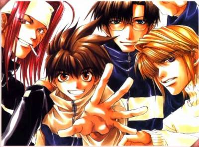 saiyuki!(the official topic!) 30799610