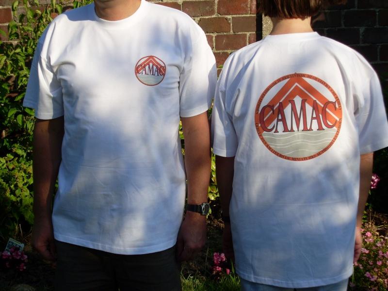 Tee-Shirt du CAMAC Sl371710
