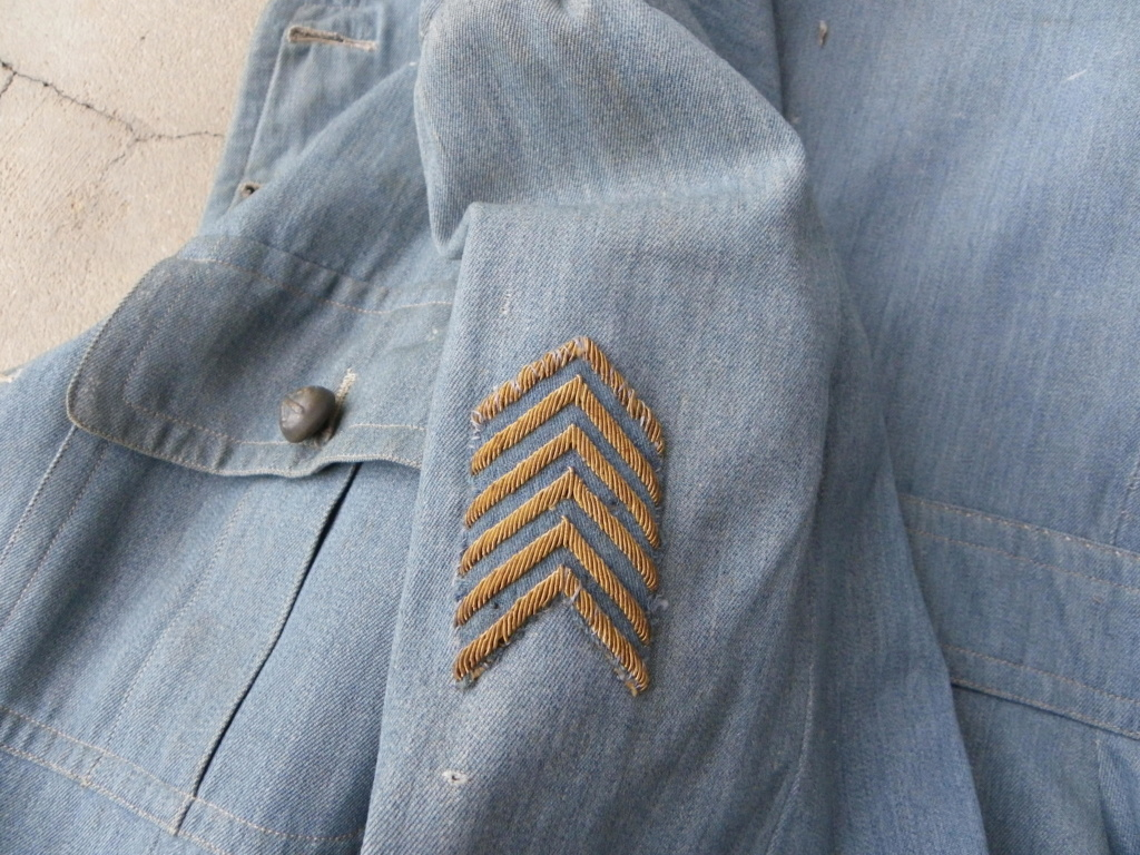 vareuse BH ss lieut 26eme artillerie + culotte - vendu-  Tenue_36