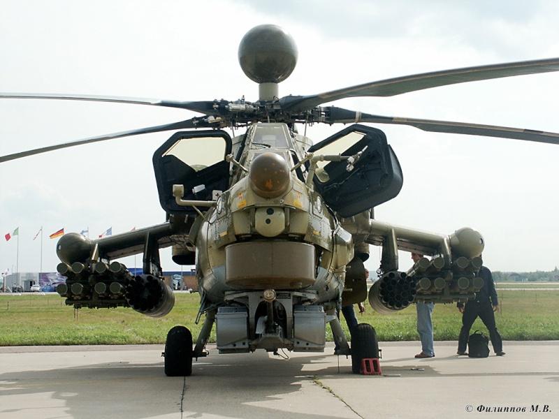 """Ми-28Н """"Ночной охотник"""" 037410"""