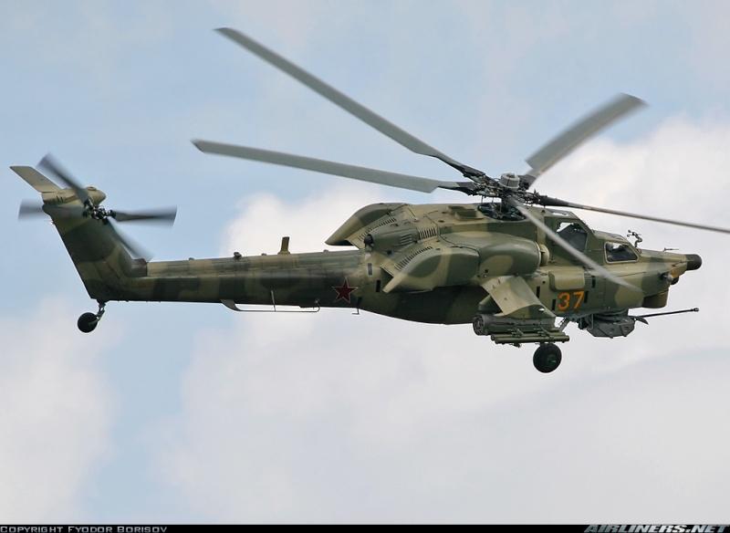 """Ми-28Н """"Ночной охотник"""" 12599610"""
