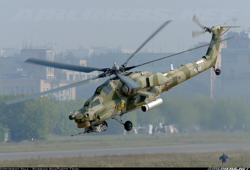 """Ми-28Н """"Ночной охотник"""" 13325010"""