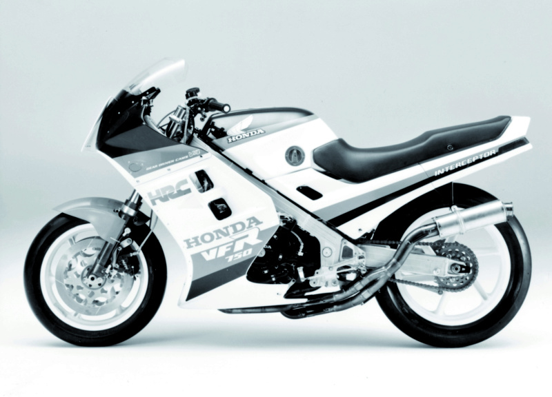 Projet VFR 750 F, 6X, NW6, RK Honda-10