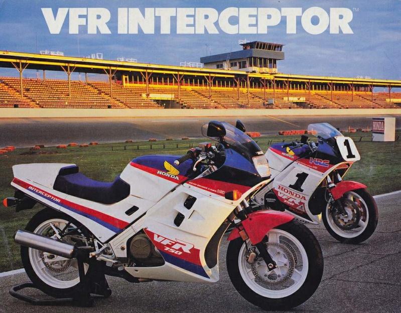 Projet VFR 750 F, 6X, NW6, RK Honda_11