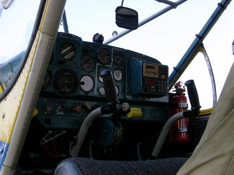 PZL-104 WILGA P4230027