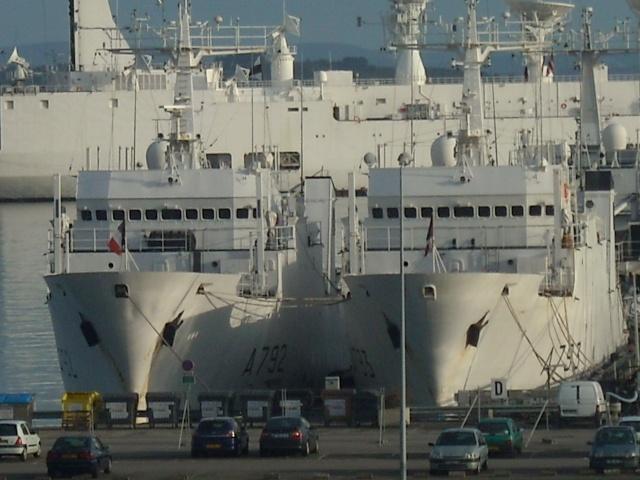 [Les ports militaires de métropole] Port de Brest - TOME 1 - Page 4 Dscn1817