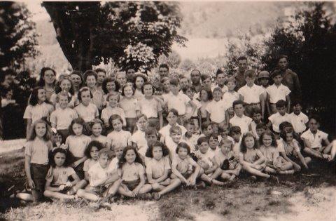 Colonie de vacances  en foret noire,en 1946 Img_0012