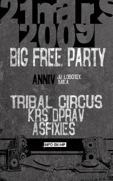 tribal circus krs dprav asfixies 30kw Fly11610