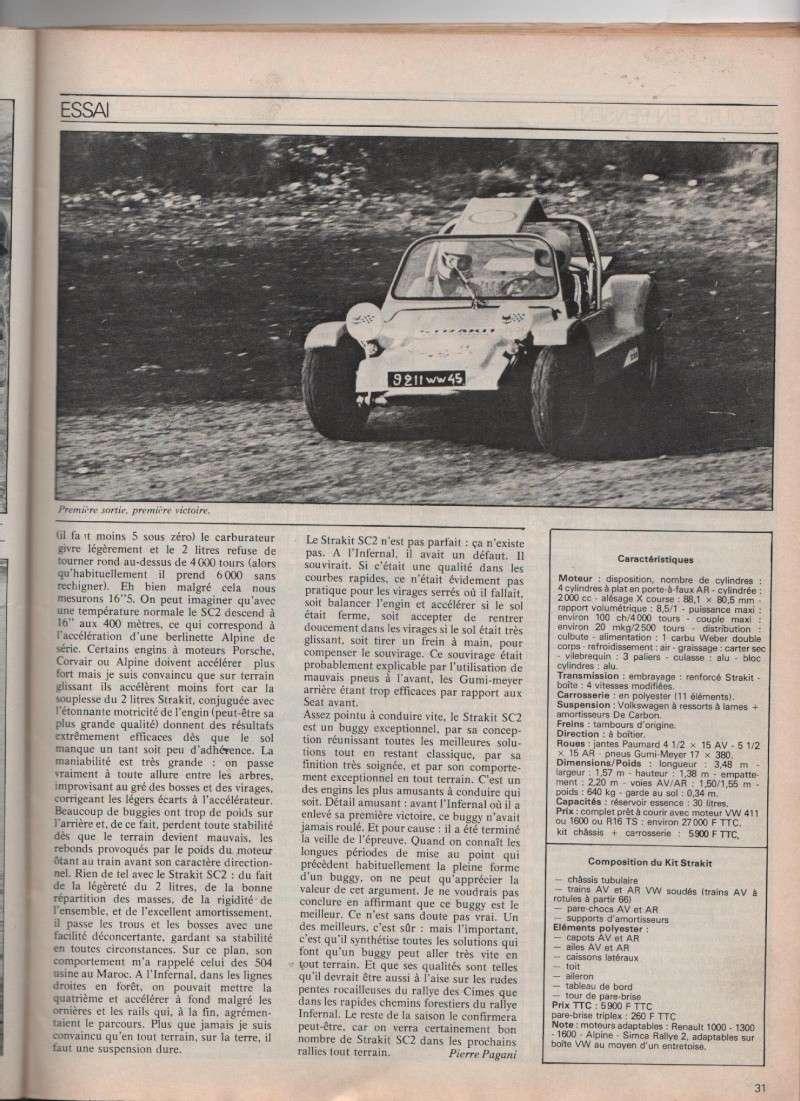 essai STRAKIT 1976 (échappement) R4_cro13
