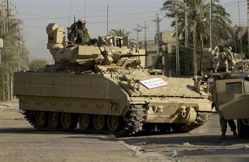M2A3 & ERA Bradle10
