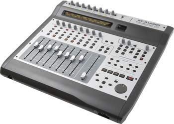 Article sur la project mix de M Audio Projec10