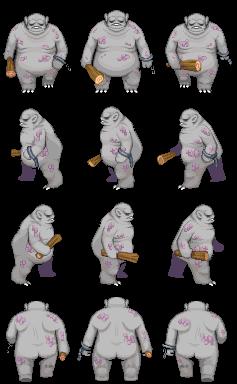 recherche des characters naheulbeuk [résolu] Ogre10