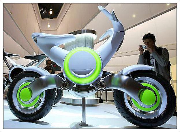 Yamaha EC-f, la mini-moto elettrica 131