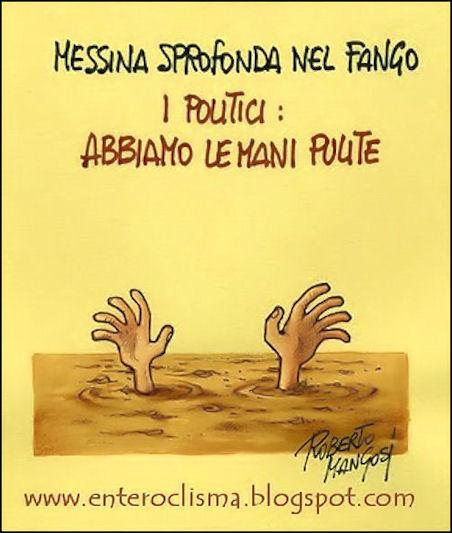 Omaggio alle vittime del disastro di Messina 14955_11