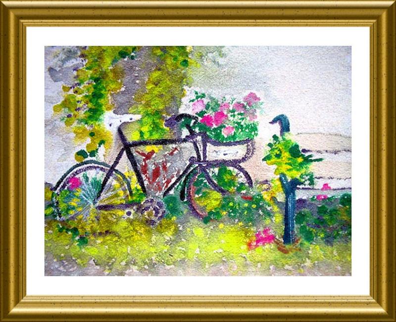 """""""La bicicletta nell'Arte"""" - Pagina 2 31131610"""