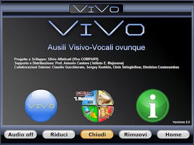 """""""ViVo Portable USB fa parlare il computer"""" 518"""